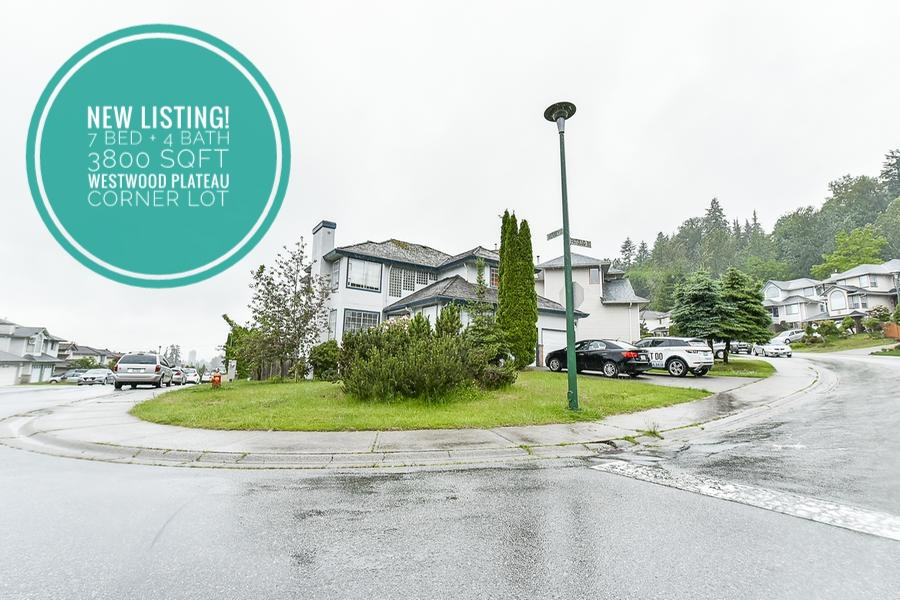 1392 KENNEY ST. COQUITLAM